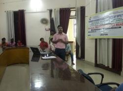 Workshop on Prevention of Hazardous Cleaning of Sewers and Septic Tanks held on 12-08-2021 at Munger District, Bihar.